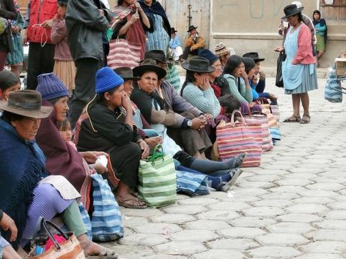 Bolivia: las fuentes subterráneas del poder