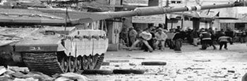 Conflicto palestino - israelí